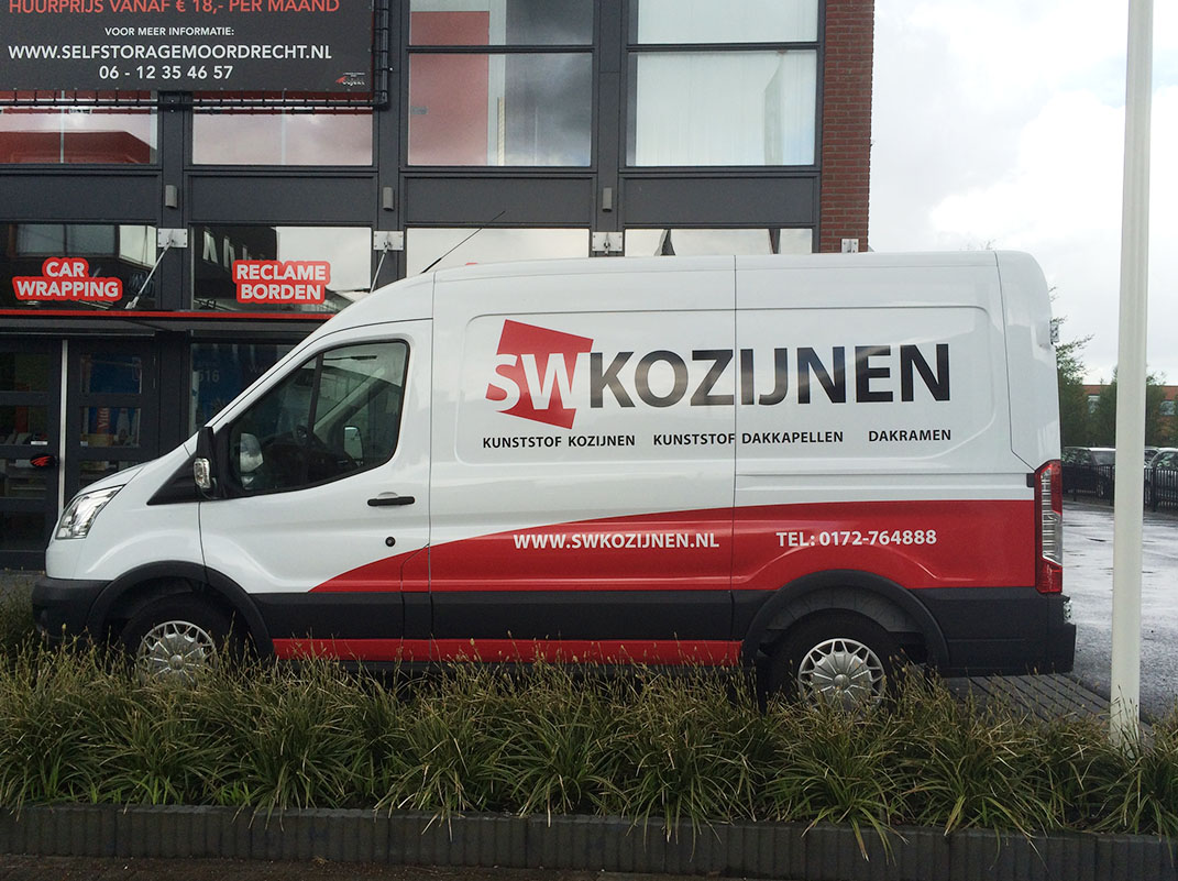 Objekt Reclame - Carwrapping